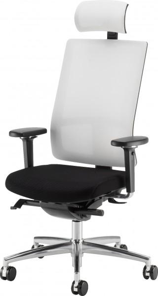 Hyvä työtuoli ja toimistotuoli Team 11 ergonomisen työtuolin hinta 248€